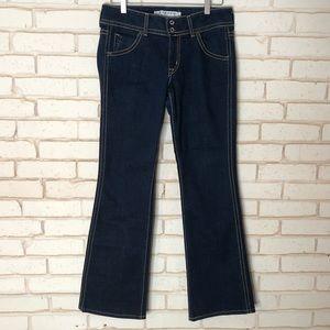 Hudson Sz 30 Fine Tailored Bootcut Jean